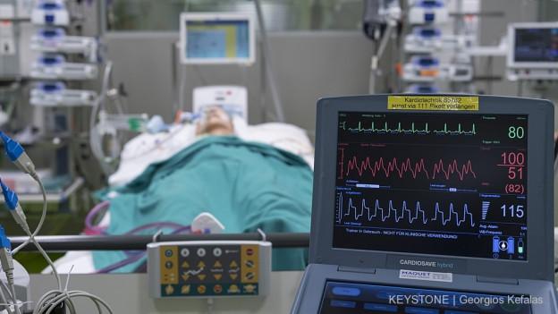 Spitalfusion geniesst voraussichtlich Unterstützung