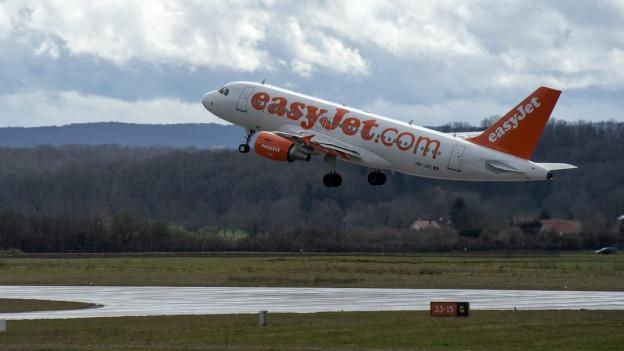 Der Flughafen ist 2017 weiter gewachsen - auch dank Easyjet