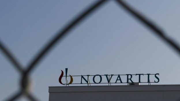 Bild eines Novartis-Dachs