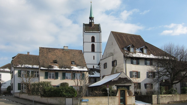Dorfkirche Riehen