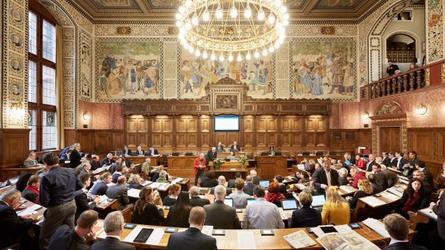 Der Grosse Rat will die Staatsausgaben einfrieren