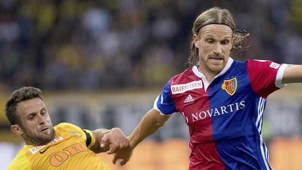 Umkämpftes Spiel in Bern: YB-FCB