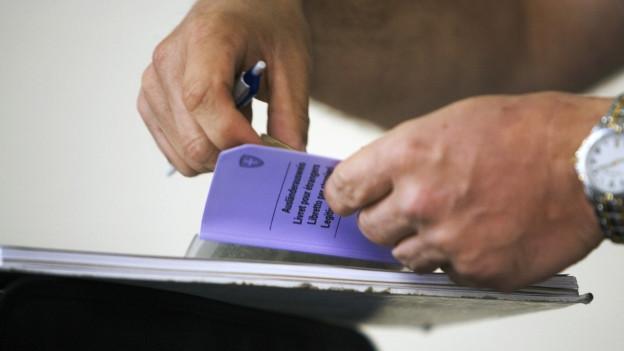 Die ZPK kontrolliert, ob GAV-Bestimmungen eingehalten werden