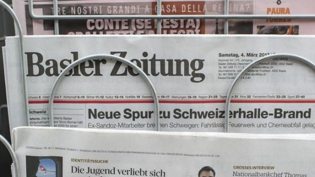 Kauft Tamedia die Basler Zeitung?