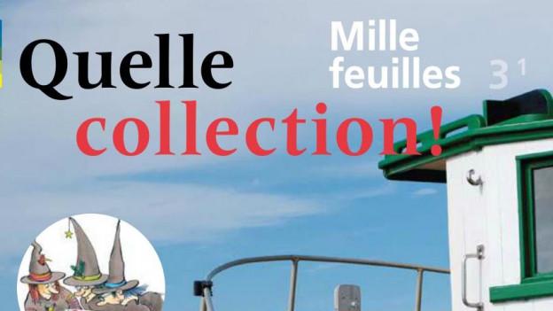 Titel Blatt von Mille Feuilles