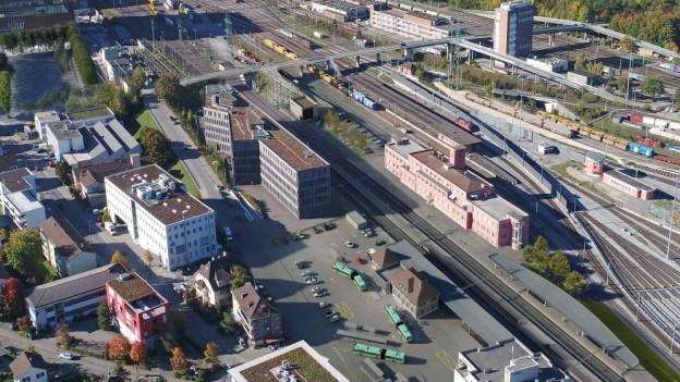 Alle 15 Minute von Basel - Liestal