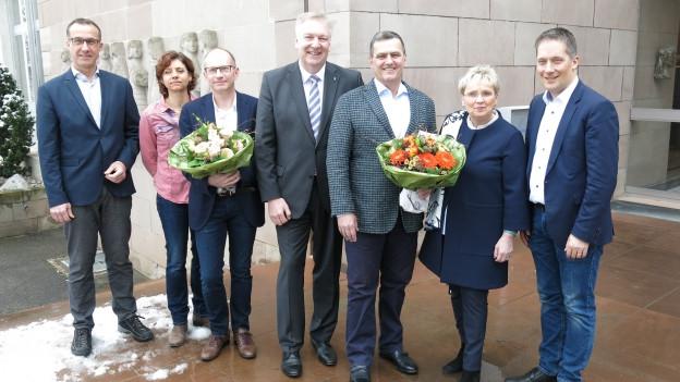 Der Riehener Gemeinderat ist fest in bürgerlicher Hand