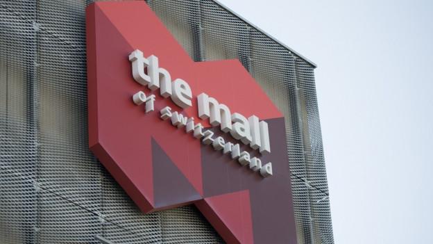 Am 14. März musste die Mall of Switzerland evakuiert werden