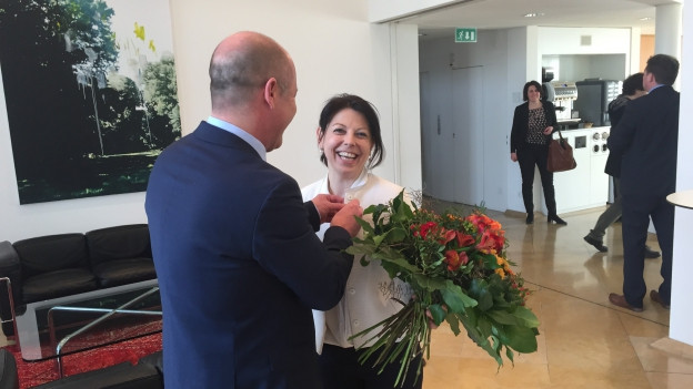 Elisabeth Heer Dietrich ist neue Landschreiberin des Kantons Basel-Landschaft.