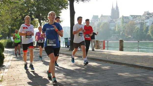 Marathon Basel