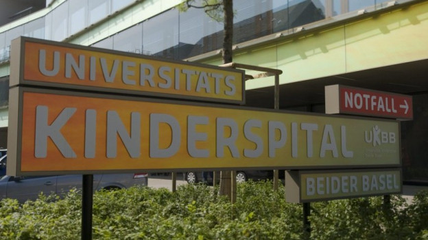 Das Kinderspital beider Basel schreibt einen Millionen-Verlust