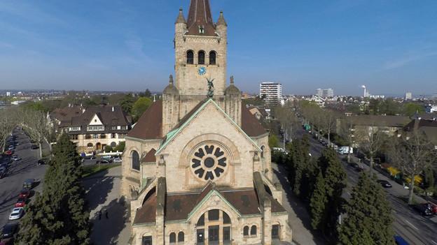 Basler Pauluskirche verliert ihre Funktion