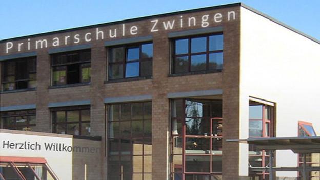 Fassade Primarschule