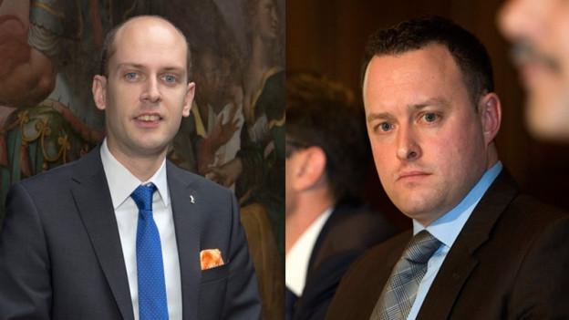 Parteipräsident Nägelin schlichtete den Streit