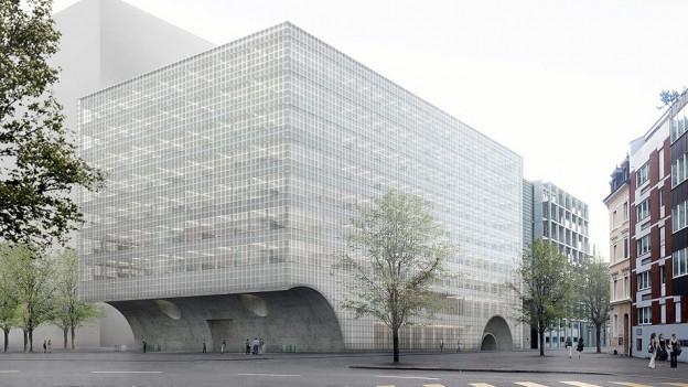 Universit t basel wirft renommiertes architekturb ro raus regionaljournal basel baselland srf - Architekturburo basel ...