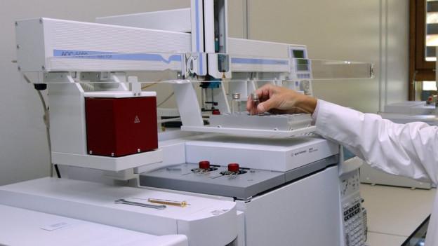 Laborgerät