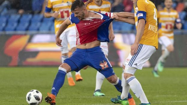 NBach Luzern-Spiel prügeln sich Zürcher in Basel