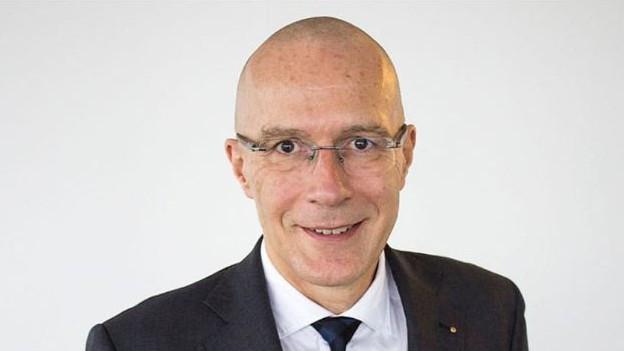 Der neue Baselworld-Leiter Michel Loris-Melikoff war vor drei Jahren in die MCH Group eingetreten