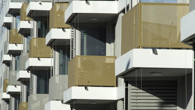 Jeder in Basel bekommt Recht auf eine zahlbare Wohnung