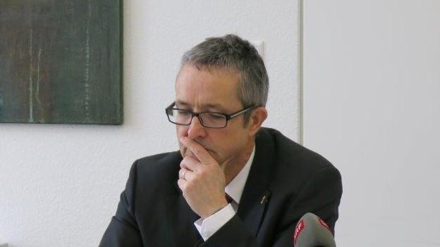 Portrait von Thomas Weber