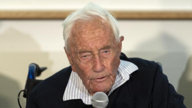 David Goodall wurde 104 Jahre alt