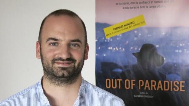 Der Baselbieter Cyrill Gerber gewinnt in Shanghai eine grosse Auszeichnung für seinen Film