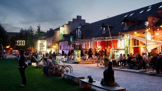 Kaserne Basel erhält Geld aus der Kulturpauschale.