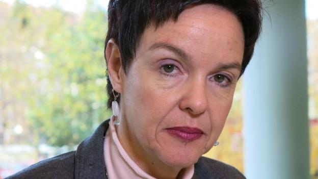 Monica Gschwind ist seit 2015 in der Baselbieter Regierung