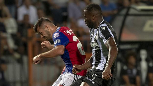 Knappe Niederlage für den FCB in Saloniki