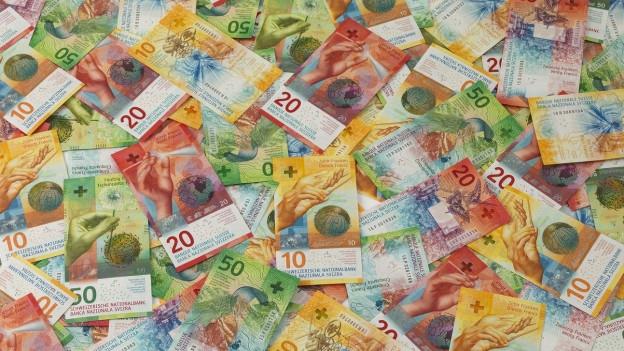 120 Millionen Franken - ein «ausserordentlicher» Betrag, sagt eine CMS-Sprecherin