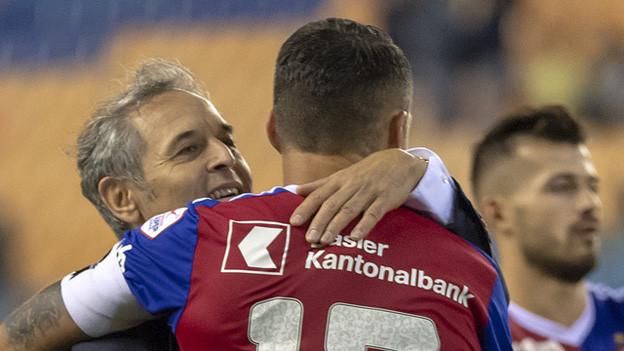 Zweiter Sieg für den FCB unter Marcel Koller