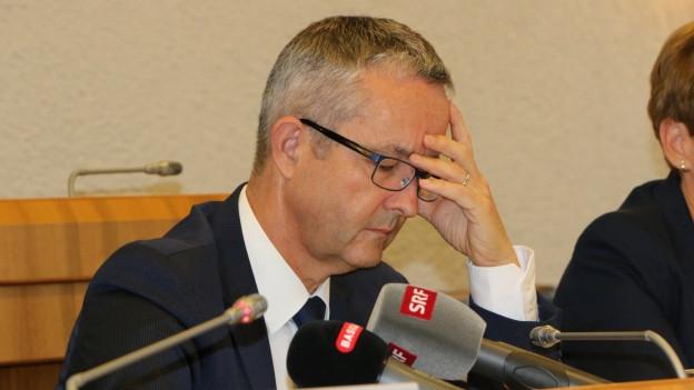 Die Staatsanwaltschaft entlastet Thomas Weber