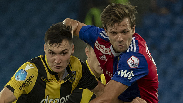 Basel setzt sich gegen Arnheim durch
