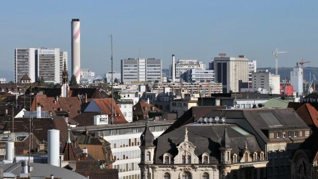 Die Basler LPD präsentiert Ideen für die Stadtentwicklung