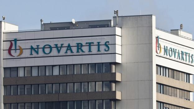 Novartis Gebäude