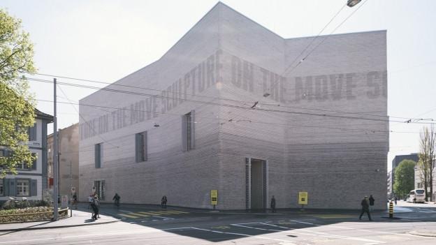 Der Neubau des Kunstmuseums