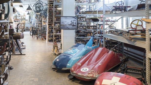 Aus für Schweizer Sportmuseum