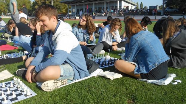 Schachweltrekord