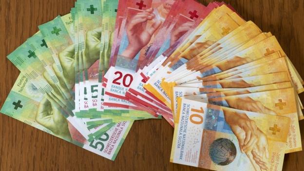 Regierung beantragt Teuerungsausgleich
