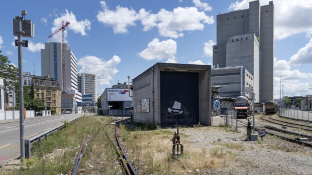 Industrieareal