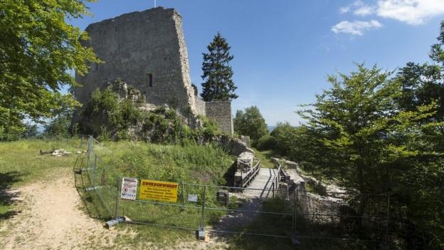 Farnsburg soll saniert werden
