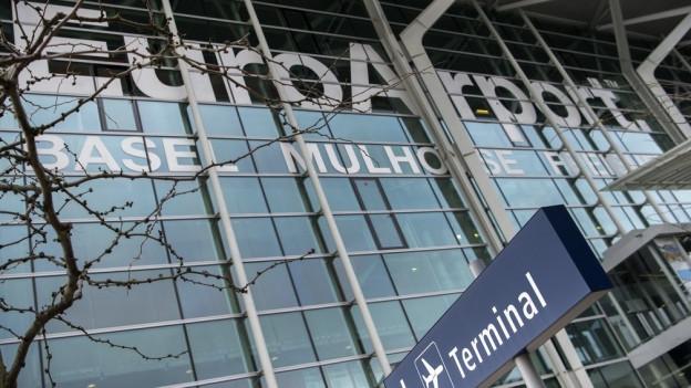 Soll der Euroairport einen Bahnanschluss bekommen?