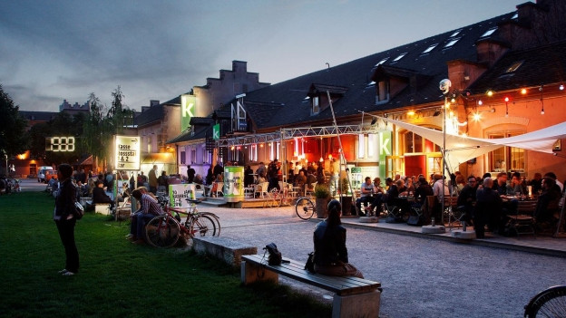 Die Kaserne Basel profitiert heute von der Kulturpauschale.