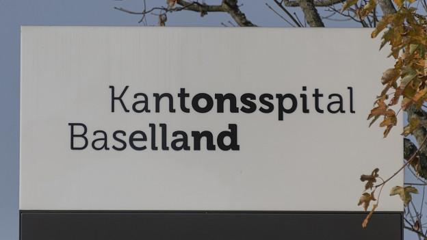 Logo des Kantonsspital Baselland