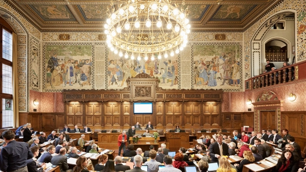 Im Grossen Rat wird am Mittwoch übers Geld gestritten