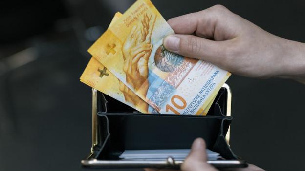 Basler Kantonsangestellte erhalten Teuerungsausgleich
