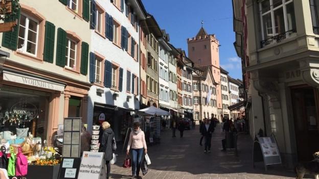 Statt 170 gibt es ab Sommer nur noch ca. 70 Hotelbetten in Rheinfelden.