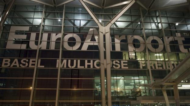 Der Flughafen und sein Lärm sorgen regelmässig für Diskussionsstoff