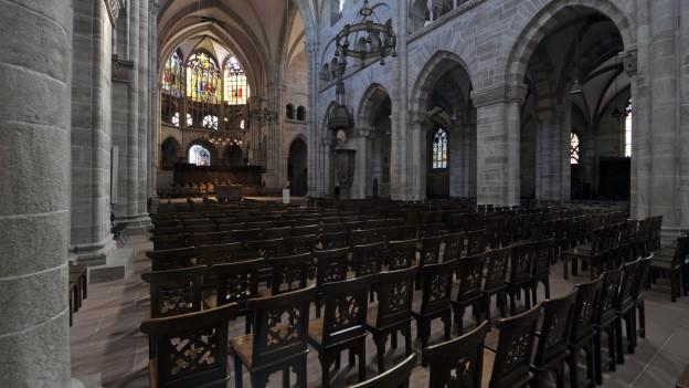 Inneres des Münsters