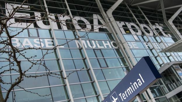 Die Passagierzahlen am Euroairport steigen kontinuierlich an.